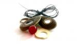 Wishkey MANTA RAY (klein) - Bronze